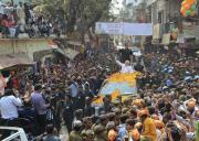 Wahlkampftour Narendra Modi